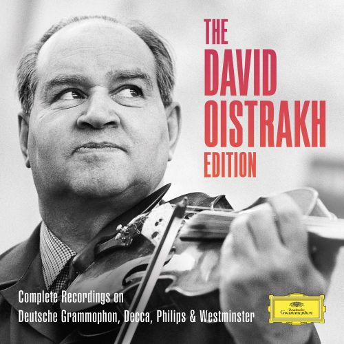 The David Oistrakh Edition [Deutsche Grammophon]