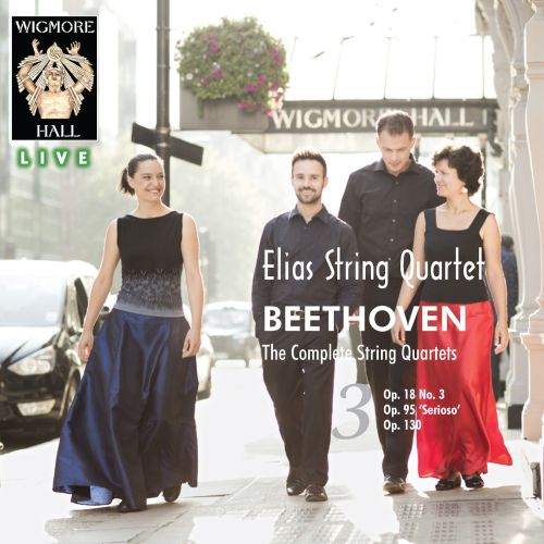 Beethoven: The Complete String Quartets, Vol. 3