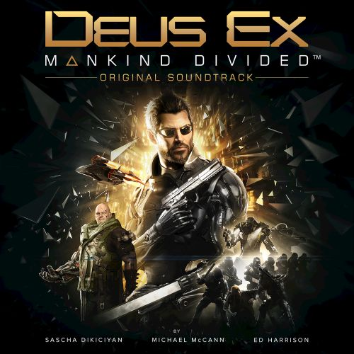 Deus Ex: Mankind Divided [Original Soundtrack]