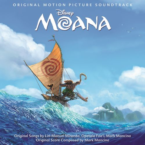 Where You Are/I Am Moana [Song of the Ancestors]