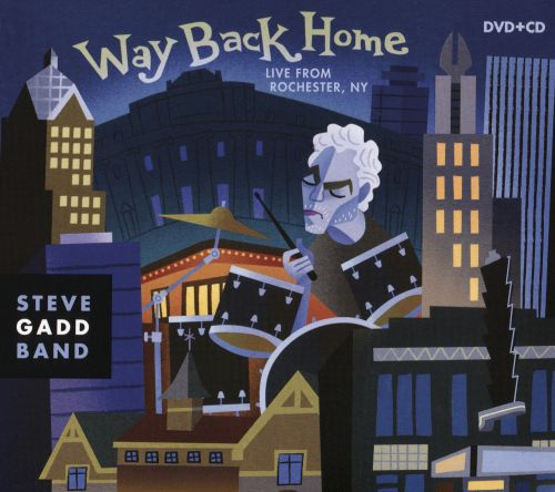 Way Back Home: Live in Rochester, NY