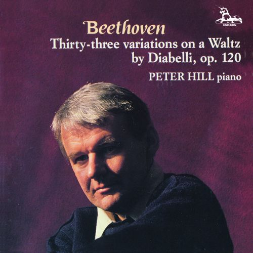 Beethoven: Thirty-three variations on a Waltz by Diabelli, Op. 120