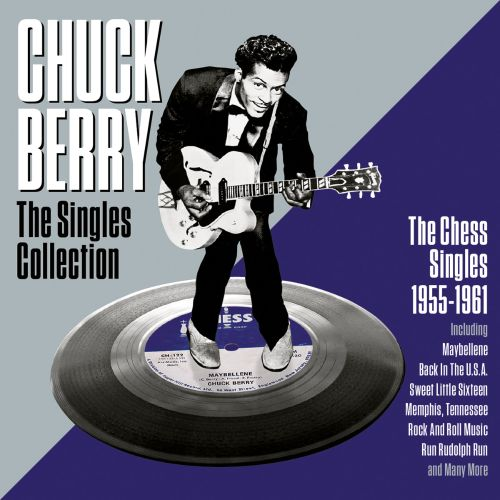The Singles Collection: 1955-1961