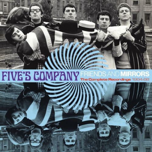 Friends and Mirrors: The Complete Recordings 1964-1968