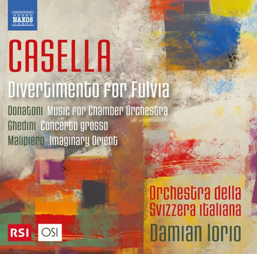 Casella: Divertimento for Fulvia