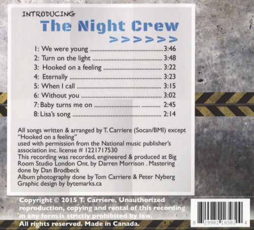 Introducing the Night Crew