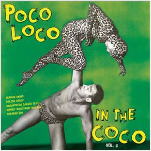 Poco Loco in the Coco, Vol. 4