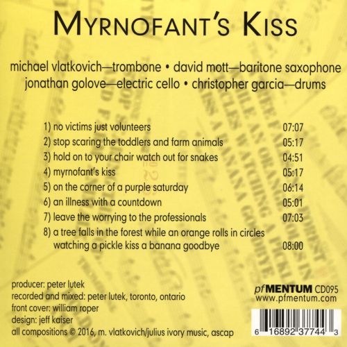 Myrnofant's Kiss