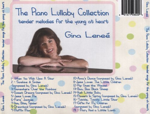 Piano Lullaby Collection