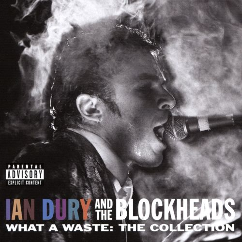 What a waste the collection ian dury ian dury the blockheads what a waste the collection solutioingenieria Choice Image
