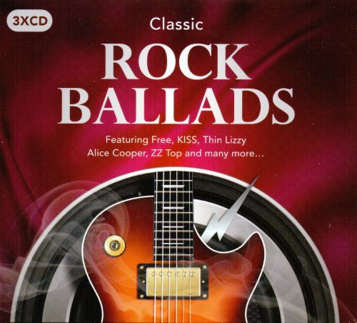 classic rock ballads 2017 various artists songs reviews credits allmusic. Black Bedroom Furniture Sets. Home Design Ideas