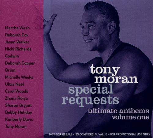Special Requests: Ultimate Anthems, Vol. 1