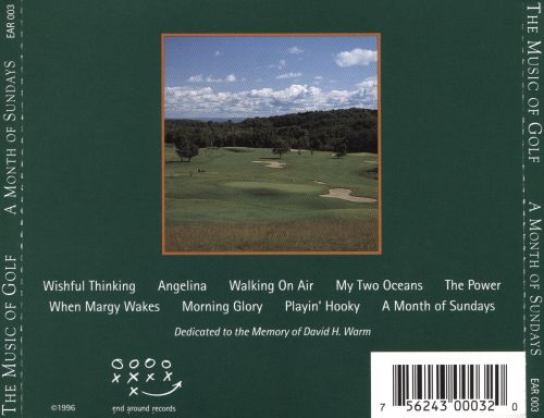 The  Music of Golf