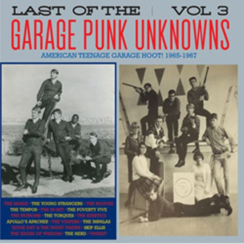 Last of the Garage Punk Unknowns, Vol. 3