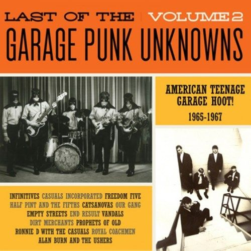 The Last of the Garage Punk Unknowns, Vol. 2