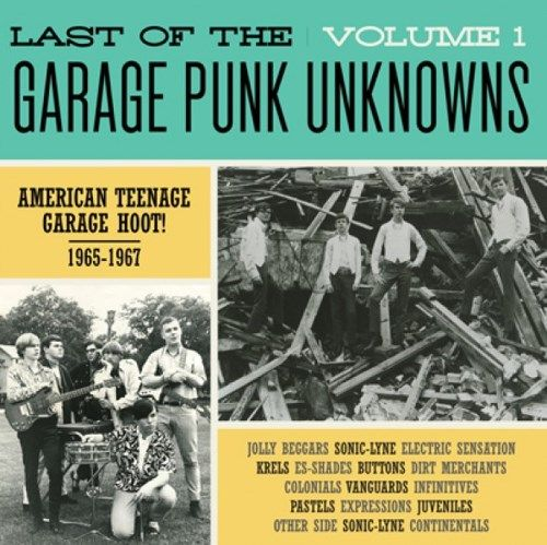 The Last of the Garage Punk Unknowns, Vol. 1