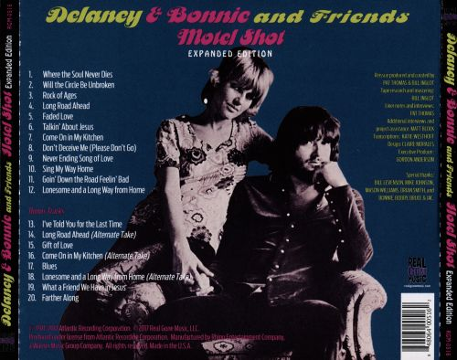Motel Shot - Delaney & Bonnie | Songs, Reviews, Credits ...