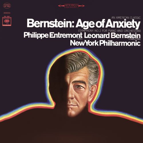 Bernstein: The Age of Anxiety (Symphony No. 2 for Piano and Orchestra)