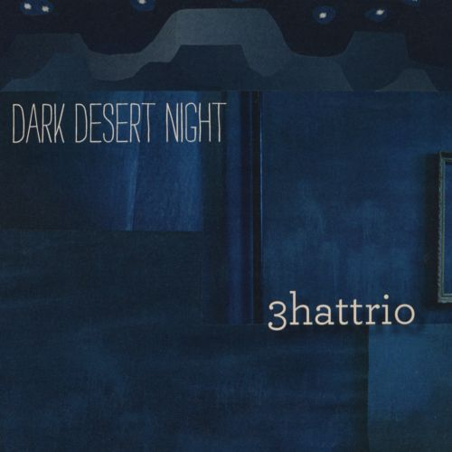 Dark Desert Night