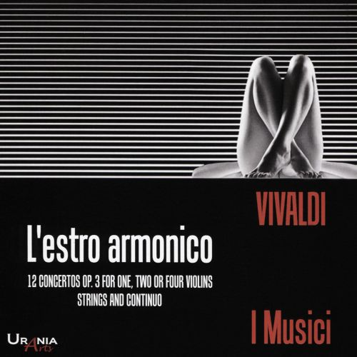 Vivaldi: L'Estro Armonico - 12 Concertos Op. 3 for One, Two or Four Violins Strings and Continuo