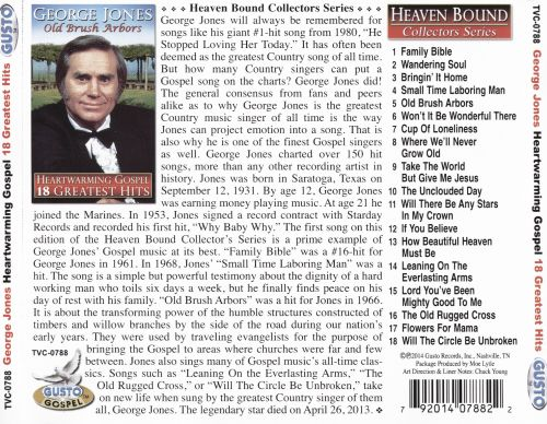 Heartwarming Gospel: 18 Greatest Hits