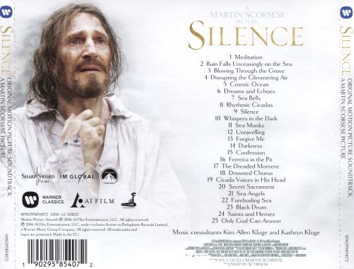 Silence [Original Motion Picture Soundtrack]