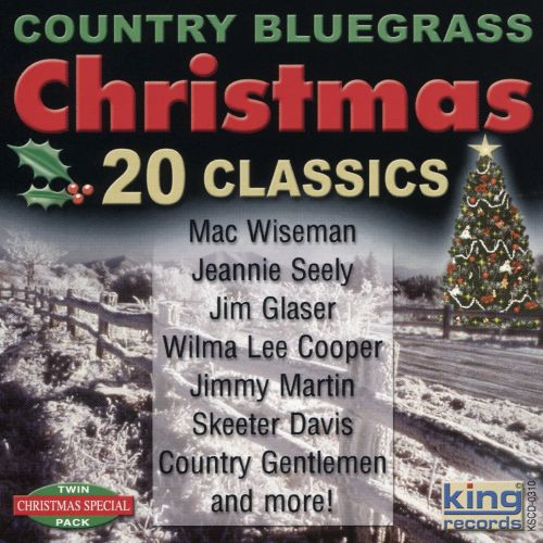 20 country bluegrass christmas song - Bluegrass Christmas Songs