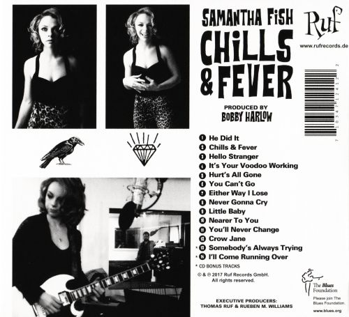 chills fever samantha fish songs reviews credits
