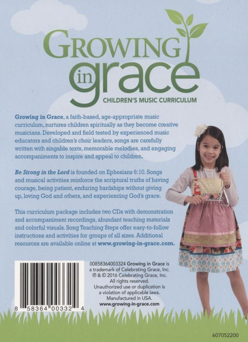 Growing In Grace: Be Strong in the Lord - Younger Children Spring
