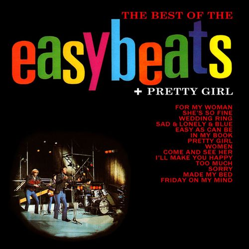 The Best of the Easybeats + Pretty Girl [Parlophone]