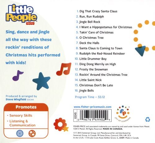 Little People: Rockin' Christmas Party