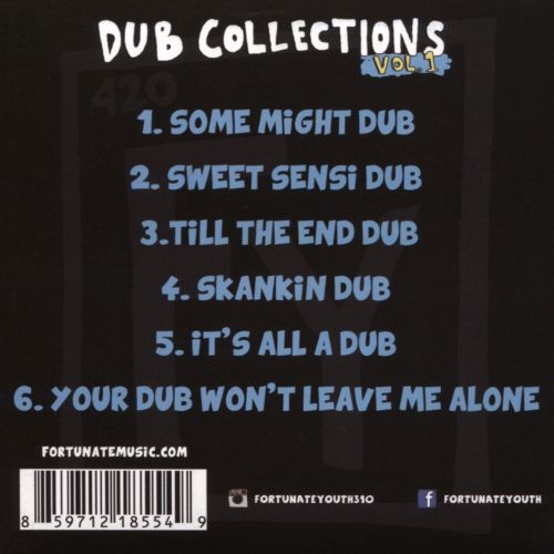 Dub Collections, Vol. 1