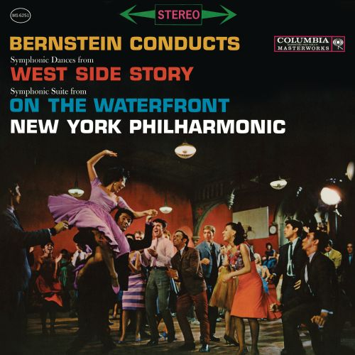 Bernstein Conducts West Side Story, On the Waterfront