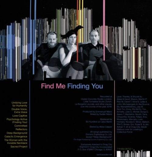 Find Me Finding You