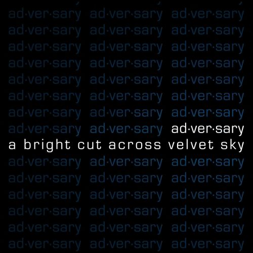 Bright Cut Across Velvet Sky