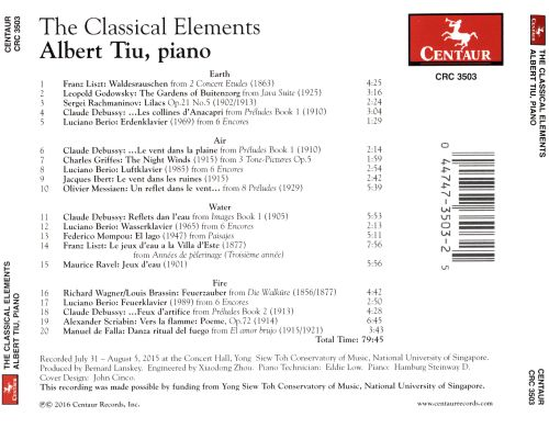 The Classical Elements