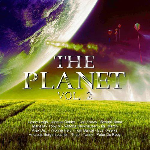 The  Planet, Vol. 2