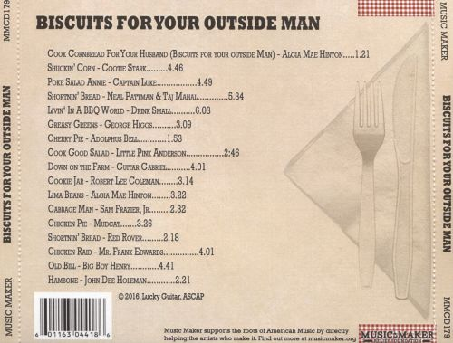 Biscuits for Your Outside Man