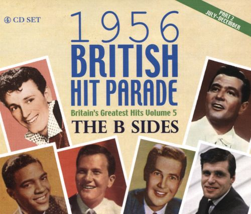 1956 British Hit Parade: The B Sides, Part 2