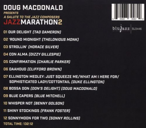 A Salute to the Jazz Composers: Jazz Marathon 2