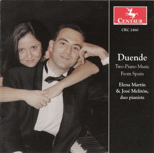 Duende: Two-Piano Music from Spain