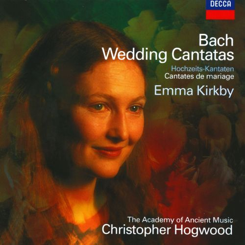 Bach: Wedding Cantatas