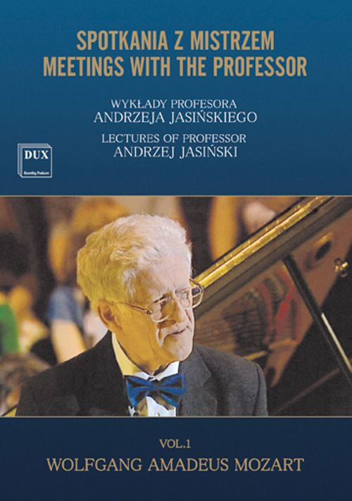 Meetings with the Professor, Vol. 1: Mozart