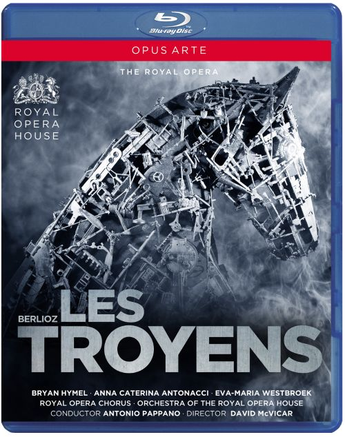 Berlioz: Les Troyens [Video]