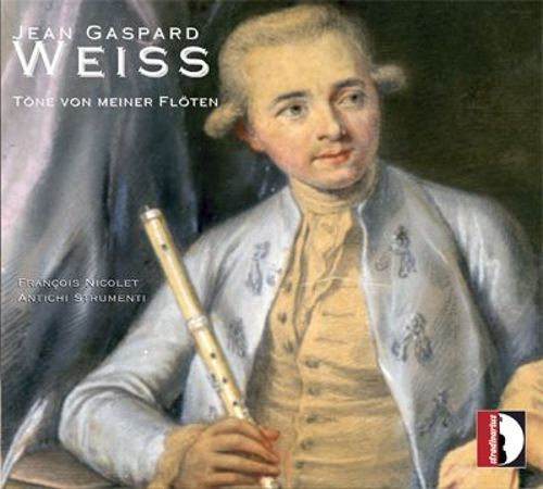 Jean Gaspard Weiss: Sounds For My Flute