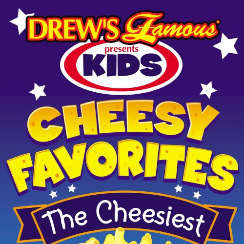 Drew's Famous Presents Kids Cheesy Favorites