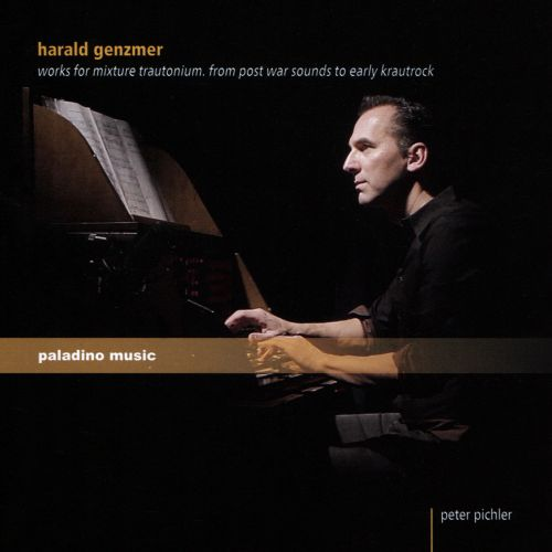 Harald Genzmer: Works for Mixture Trautonium - from Post War Sounds to Early Krautrock