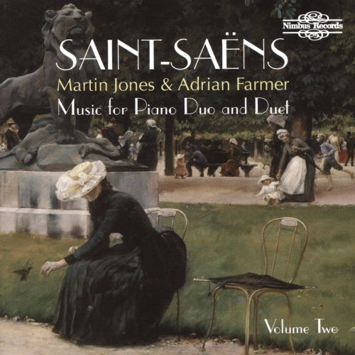 Saint-Saëns: Music for Piano Duo and Duet, Vol. 2