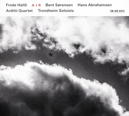 Bent Sorensen, Hans Abrahamsen: Air - Works for Accordion