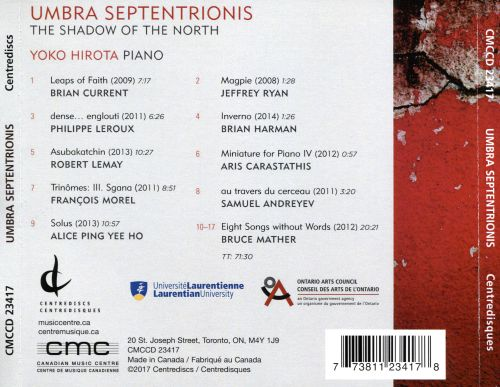 Umbra Septentrionist (The Shadow of the North)